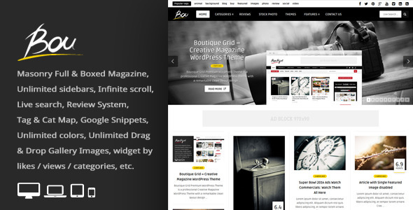 Premium Theme by AnThemes