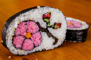 How to Make Flower Sushi Art – Amazing Food Recipe