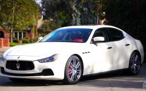 2015 Maserati Ghibli Review – Kelley Blue Book