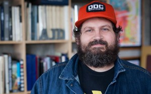 Aaron Draplin Takes On a Logo Design Challenge