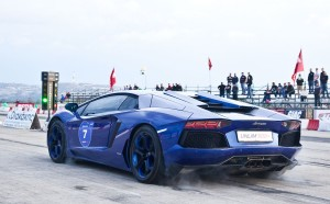 Lamborghini Aventador vs BMW M6 PP-Performance vs Porsche GT3 RS 9ff
