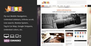 News / Magazine Theme by AnThemes