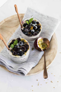Blueberry Chia Pudding Dessert img1 200x300