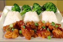 How To Make Orange Chicken-Recipe-Asian Food Recipes
