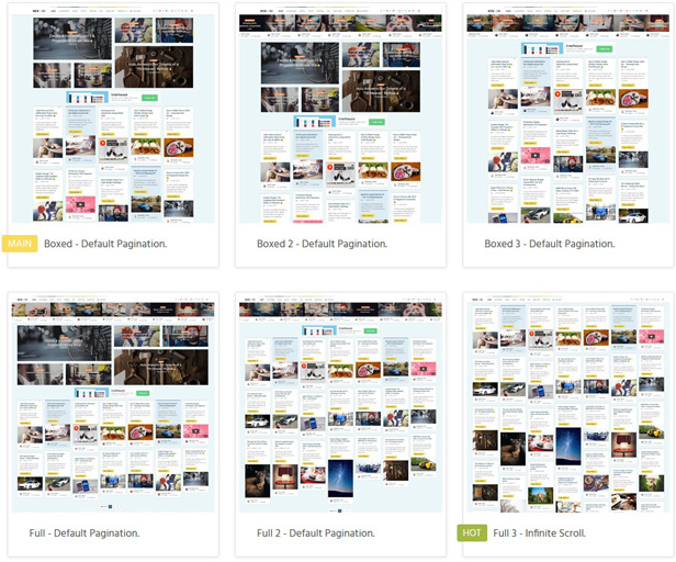 KICKCUBE - Membership & User Content Sharing Theme - 3