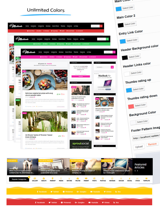 Multicote - Magazine and WooCommerce WordPress Theme - 2