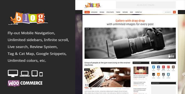 News / Magazine Theme by AnThemes