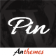 Pin theme with Image Optimizer Plugins