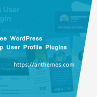 wordpress user profile plugins