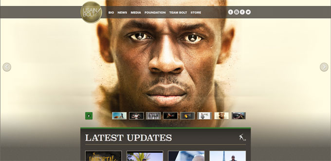 usain bolt celebrity wordpress blog