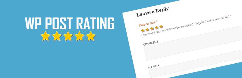 wordpress plugin rating schema