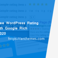 wordpress rating plugins