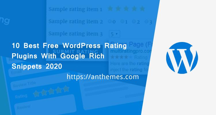 wordpress rating plugins