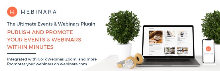 Free Webinar plugin