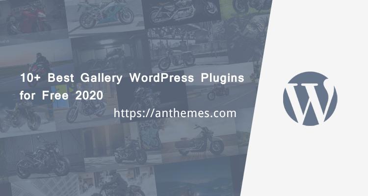 Best Gallery WordPress Plugins for Free