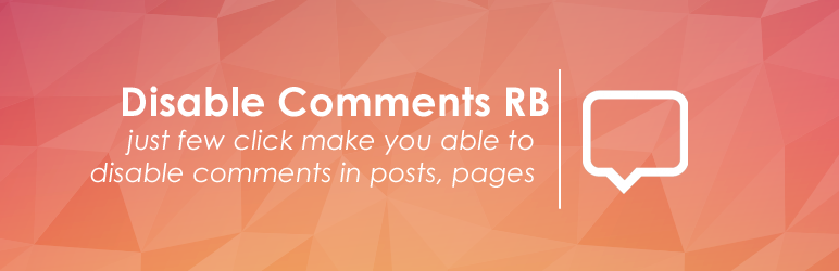 disable comments rb wordpress
