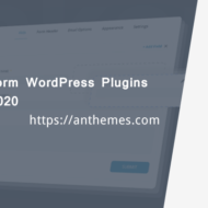 Best Form WordPress Plugins for Free