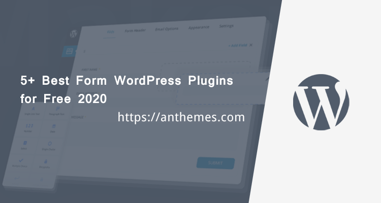Best Form WordPress Plugins for Free