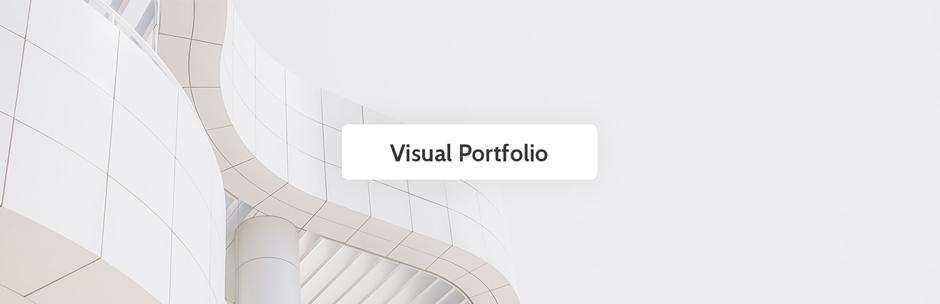 visual portfolio wordpress plugin