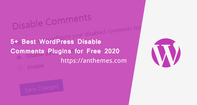 Best WordPress Disable Comments Plugins