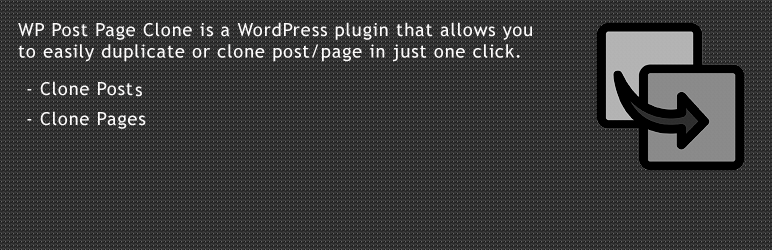 wp post page clone wordpress plugin