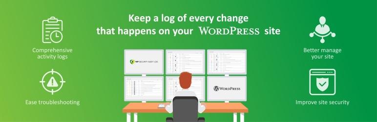 wp security audit log wordpress plugin