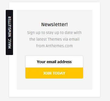MailChimp Settings